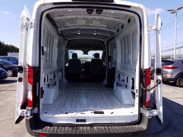2019 Ford Transit 250 Med Roof RWD, Empty Cargo Van #MF0136P - photo 1