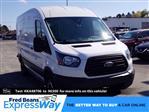2019 Ford Transit 250 Med Roof RWD, Empty Cargo Van #MF0136P - photo 1