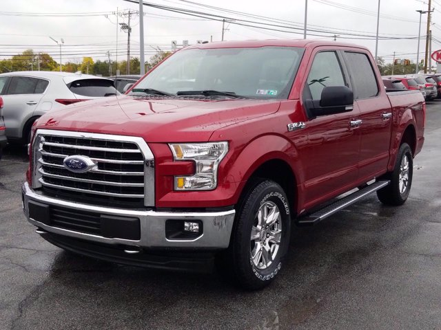 2017 Ford F-150 SuperCrew Cab 4x4, Pickup #MF0138N - photo 4