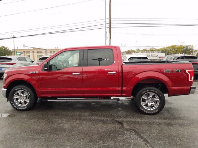 2017 Ford F-150 SuperCrew Cab 4x4, Pickup #MF0138N - photo 5