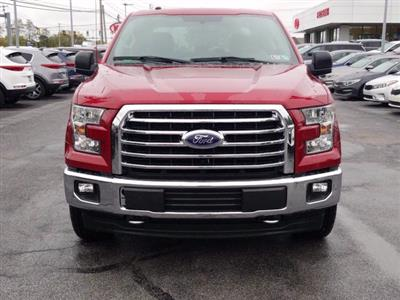 2017 Ford F-150 SuperCrew Cab 4x4, Pickup #MF0138N - photo 3