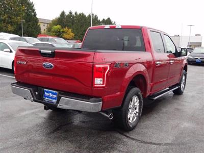 2017 Ford F-150 SuperCrew Cab 4x4, Pickup #MF0138N - photo 2