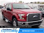 2017 Ford F-150 SuperCrew Cab 4x4, Pickup #MF0138N - photo 1