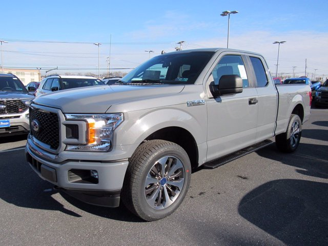 2020 F-150 Super Cab 4x4, Pickup #MF0139 - photo 4