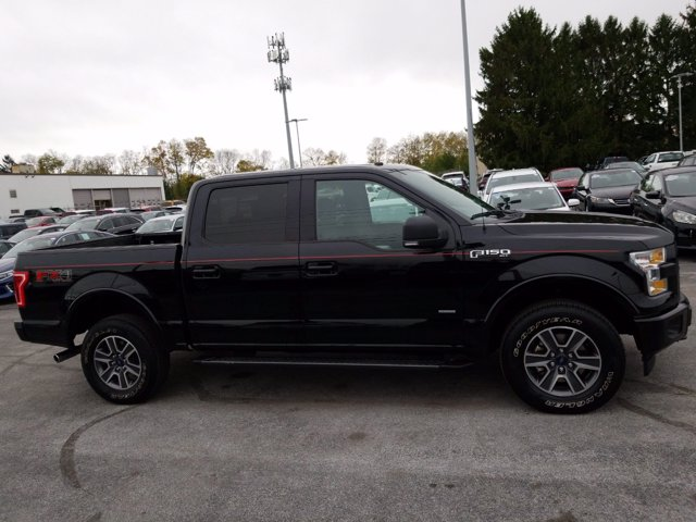 2017 Ford F-150 SuperCrew Cab 4x4, Pickup #MF0141N - photo 8