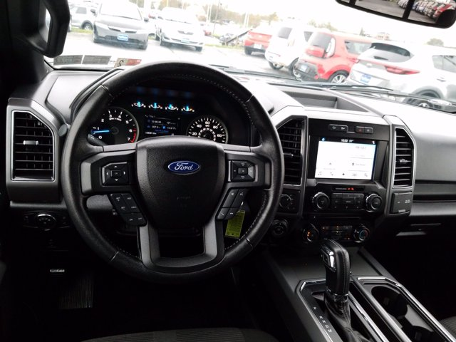 2017 Ford F-150 SuperCrew Cab 4x4, Pickup #MF0141N - photo 17