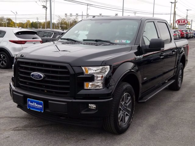 2017 Ford F-150 SuperCrew Cab 4x4, Pickup #MF0141N - photo 4