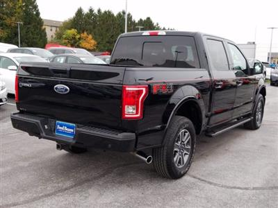 2017 Ford F-150 SuperCrew Cab 4x4, Pickup #MF0141N - photo 2