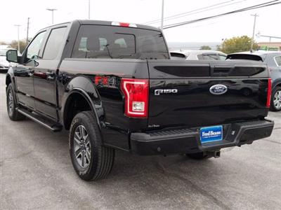 2017 Ford F-150 SuperCrew Cab 4x4, Pickup #MF0141N - photo 6