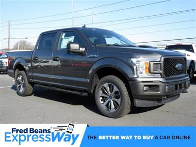 2020 F-150 SuperCrew Cab 4x4, Pickup #MF0171 - photo 1