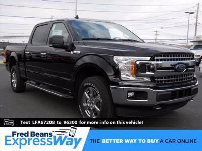2020 Ford F-150 SuperCrew Cab 4x4, Pickup #MF0198 - photo 1