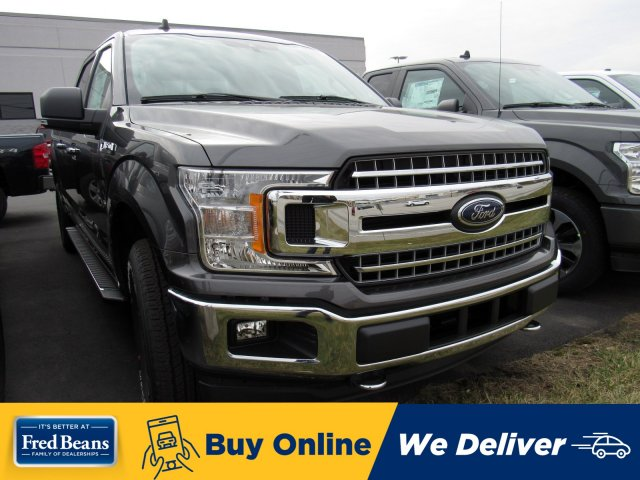 2020 F-150 SuperCrew Cab 4x4, Pickup #MF0233 - photo 1