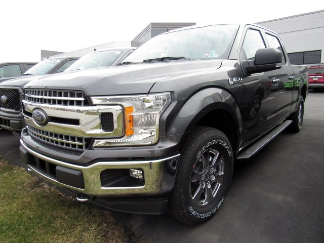 2020 F-150 SuperCrew Cab 4x4, Pickup #MF0233 - photo 3