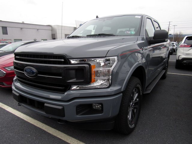2020 F-150 SuperCrew Cab 4x4, Pickup #MF0240 - photo 4