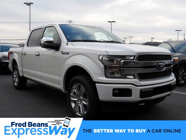 2020 F-150 SuperCrew Cab 4x4, Pickup #MF0250 - photo 1