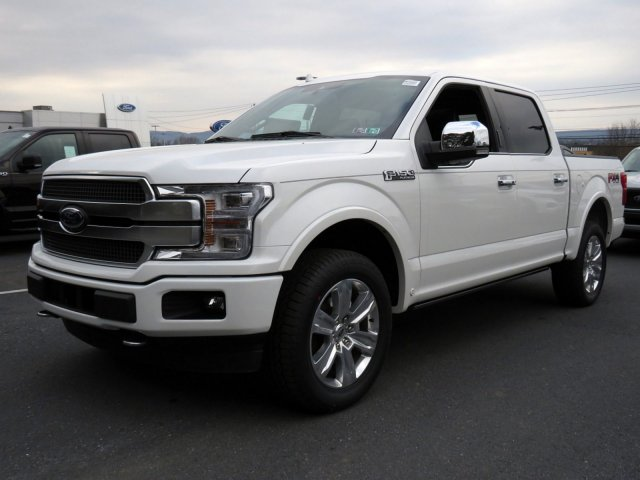 2020 F-150 SuperCrew Cab 4x4, Pickup #MF0250 - photo 2