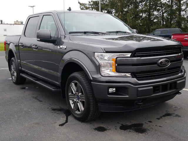2020 F-150 SuperCrew Cab 4x4, Pickup #MF0255 - photo 1
