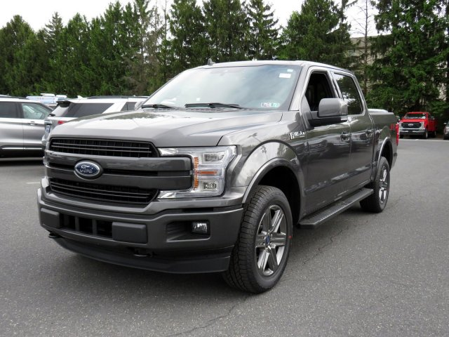 2020 Ford F-150 SuperCrew Cab 4x4, Pickup #MF0395 - photo 3