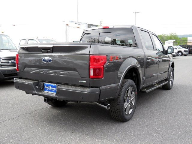 2020 Ford F-150 SuperCrew Cab 4x4, Pickup #MF0395 - photo 2