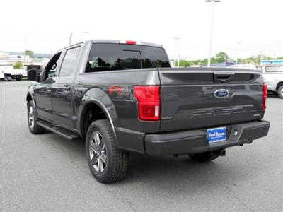 2020 Ford F-150 SuperCrew Cab 4x4, Pickup #MF0395 - photo 4