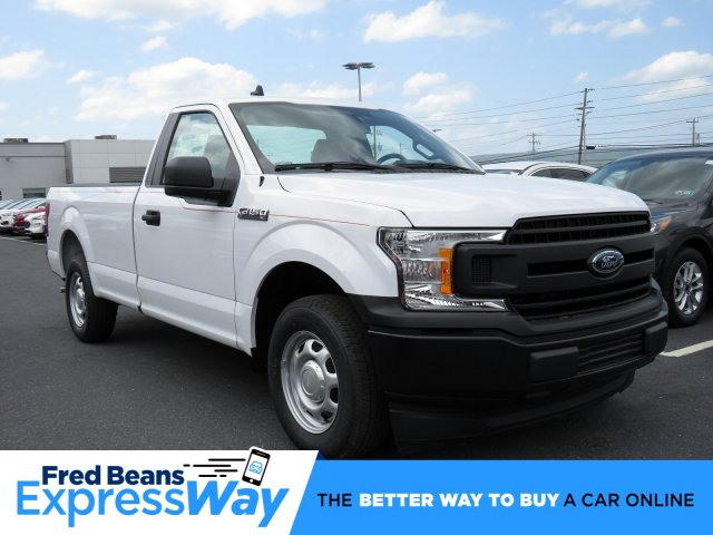 2020 Ford F-150 Regular Cab RWD, Pickup #MF0396 - photo 1