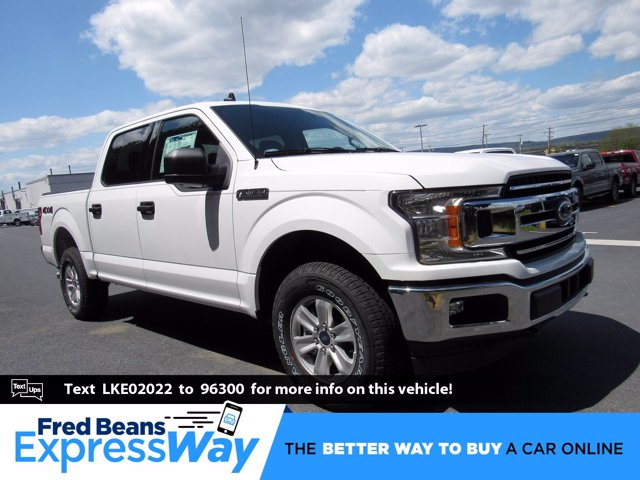 2020 Ford F-150 SuperCrew Cab 4x4, Pickup #MF0402 - photo 1