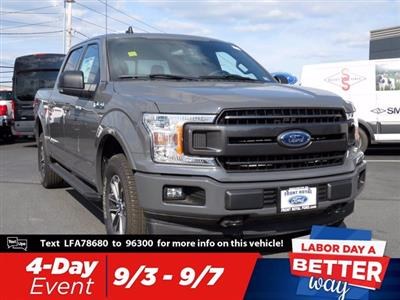 2020 Ford F-150 SuperCrew Cab 4x4, Pickup #MF0457 - photo 1