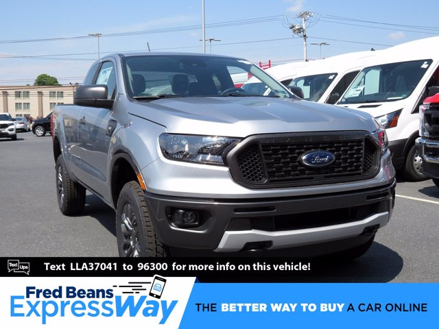 2020 Ford Ranger Super Cab 4x4, Pickup #MF0497 - photo 1
