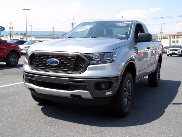 2020 Ford Ranger Super Cab 4x4, Pickup #MF0497 - photo 4