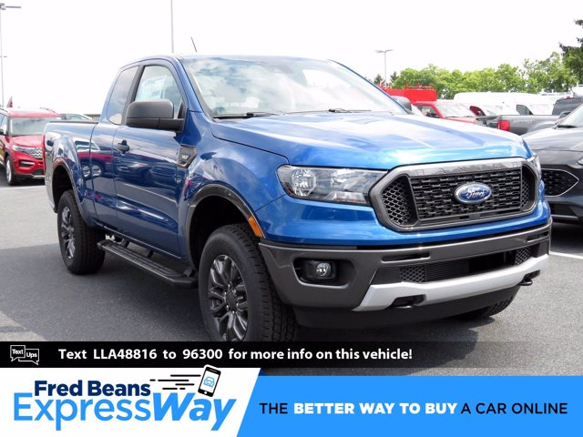 2020 Ford Ranger Super Cab 4x4, Pickup #MF0603 - photo 1
