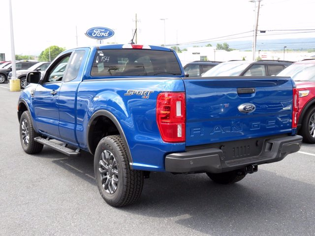 2020 Ford Ranger Super Cab 4x4, Pickup #MF0603 - photo 8
