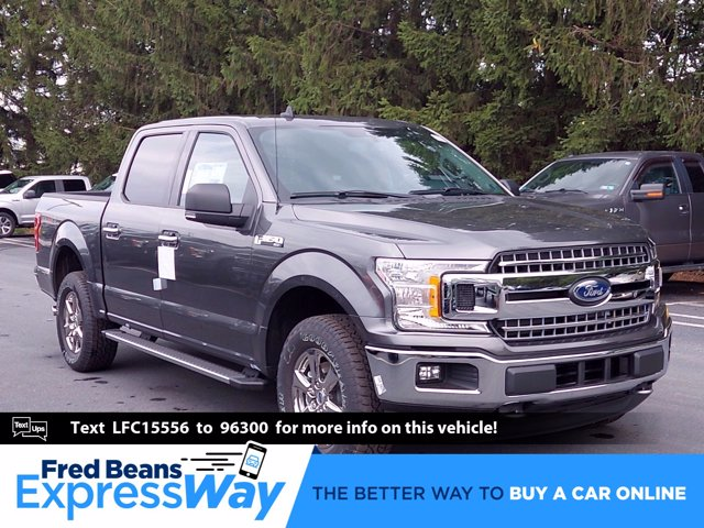 2020 Ford F-150 SuperCrew Cab 4x4, Pickup #MF0613 - photo 1