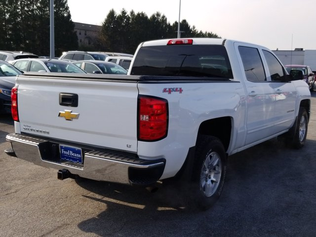 2015 Chevrolet Silverado 1500 Crew Cab 4x4, Pickup #MF0677A - photo 2