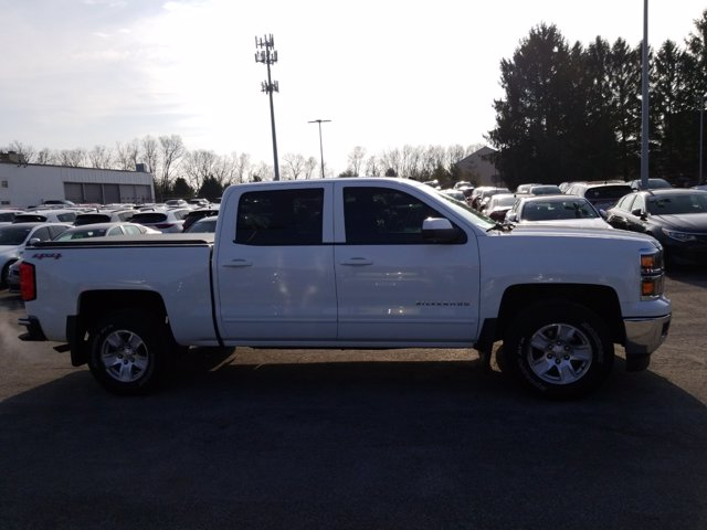 2015 Chevrolet Silverado 1500 Crew Cab 4x4, Pickup #MF0677A - photo 8