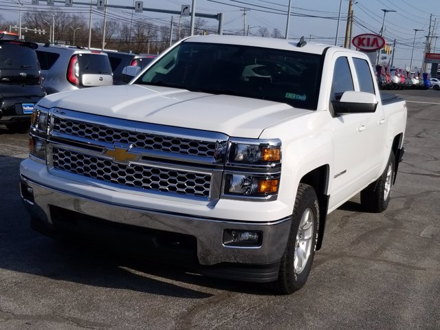 2015 Chevrolet Silverado 1500 Crew Cab 4x4, Pickup #MF0677A - photo 4