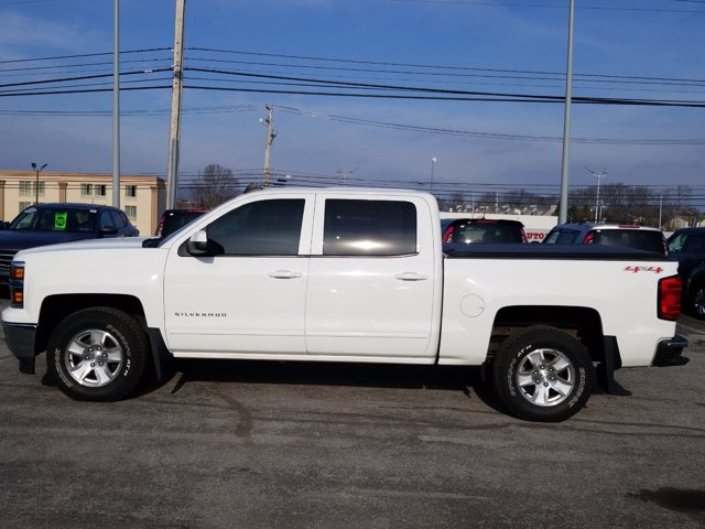 2015 Chevrolet Silverado 1500 Crew Cab 4x4, Pickup #MF0677A - photo 5