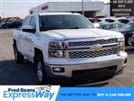2015 Chevrolet Silverado 1500 Crew Cab 4x4, Pickup #MF0677A - photo 1