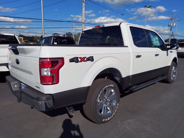 2020 Ford F-150 SuperCrew Cab 4x4, Pickup #MF0698 - photo 2