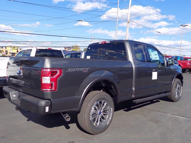 2020 Ford F-150 Super Cab 4x4, Pickup #MF0733 - photo 2