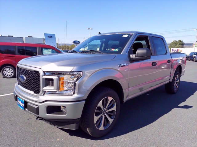 2020 Ford F-150 SuperCrew Cab 4x4, Pickup #MF0752 - photo 4