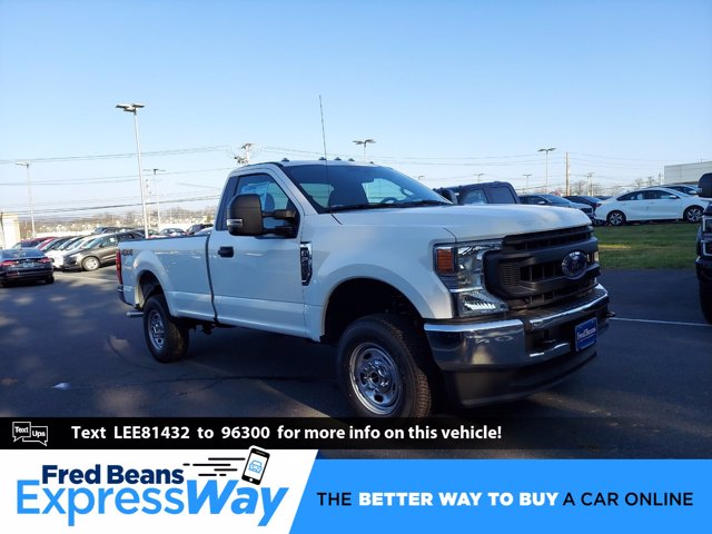 2020 Ford F-250 Regular Cab 4x4, Pickup #MF0865 - photo 1