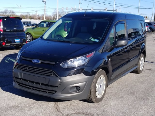2018 Ford Transit Connect FWD, Empty Cargo Van #MF0898A - photo 4