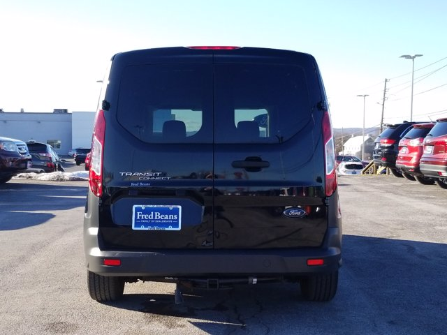 2018 Ford Transit Connect FWD, Empty Cargo Van #MF0898A - photo 7