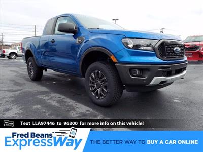 2020 Ford Ranger Super Cab 4x4, Pickup #MF0907 - photo 1