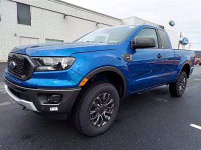 2020 Ford Ranger Super Cab 4x4, Pickup #MF0907 - photo 4