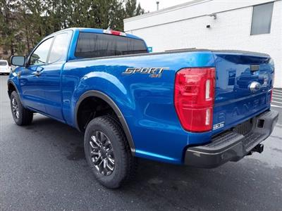 2020 Ford Ranger Super Cab 4x4, Pickup #MF0907 - photo 6
