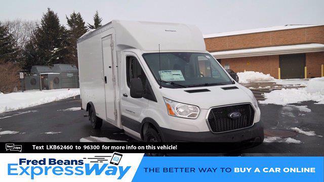 2020 Ford Transit 350 Low Roof 4x2, Rockport Cutaway Van #MF0952 - photo 1