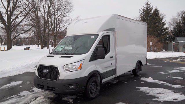 2020 Ford Transit 350 Low Roof 4x2, Rockport Cargoport Cutaway Van #MF0952 - photo 4