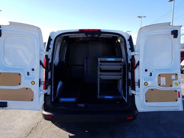 2017 Ford Transit Connect FWD, Upfitted Cargo Van #MF1009P - photo 1