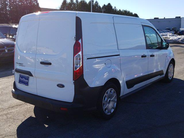 2017 Ford Transit Connect FWD, Upfitted Cargo Van #MF1009P - photo 8